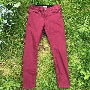 Juicy Couture Maroon Pants